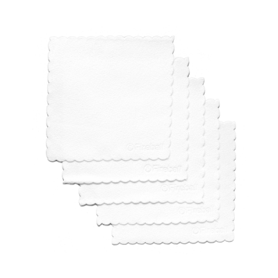 FIREBALL COATING SUEDE CLOTHS - PACK OF 5