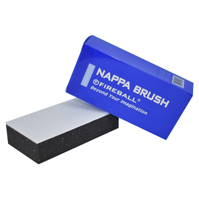 NAPPA BRUSH FOR LEATHER AND PLASTICS